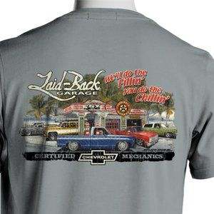 Comfort Colors Square Body Chevy Preshrunk T-Shirt